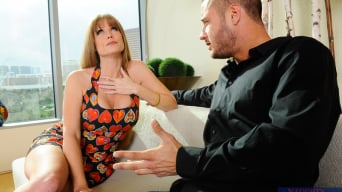 Darla Crane in 'in My Friends Hot Mom'