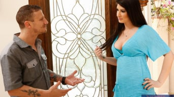 Karina White in 'in Neighbor Affair'