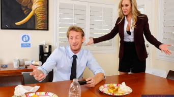 Brandi Love in 'in Naughty Office'