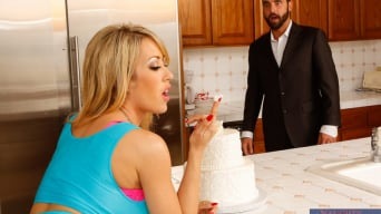 Capri Cavanni in 'in Naughty Weddings'