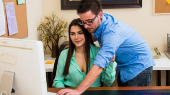 Valentina Nappi in 'in Naughty Office'