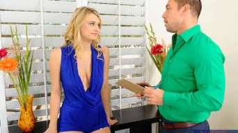 Natalia Starr in 'in I Have a Wife'