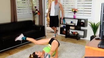 Raquel DeVine in 'in My Friends Hot Mom'