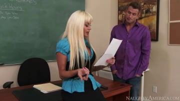 Nikita Von James in My First Sex Teacher