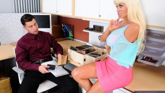 Nikita Von James in 'in Naughty Office'
