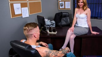 Marie McCray in 'in Naughty Office'