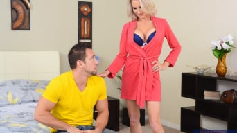 Emma Starr in 'in My Friends Hot Mom'