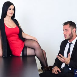 Katrina Jade in 'Naughty America' in Naughty Office (Thumbnail 1)