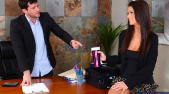 Whitney Westgate in 'in Naughty Office'