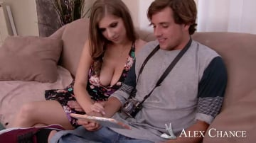 Alex Chance in My Wife's Hot Friend