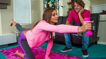 Ariana Marie in 'in My Dad's Hot Girlfriend'