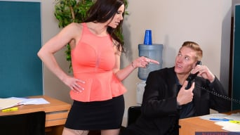 Kendra Lust in 'in Naughty Office'