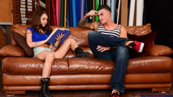 Riley Reid in 'in Naughty Bookworms'