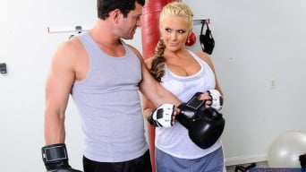 Phoenix Marie In 'in Naughty Athletics'