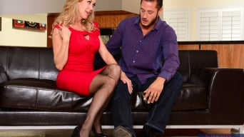 Brandi Love en 'in Diary of a Milf'