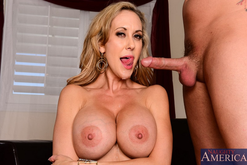 Naughty America 'in My First Sex Teacher' starring Brandi Love (Photo 12)