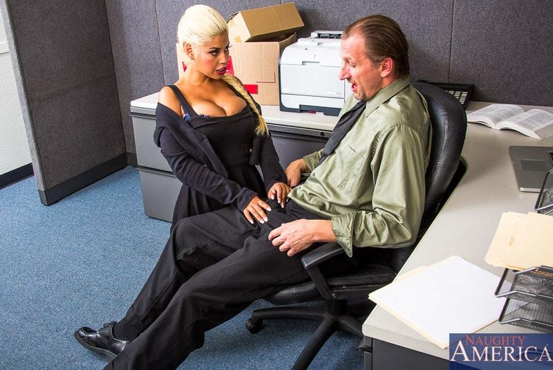 Naughty America 'in Naughty Office' starring Bridgette B. (Photo 2)