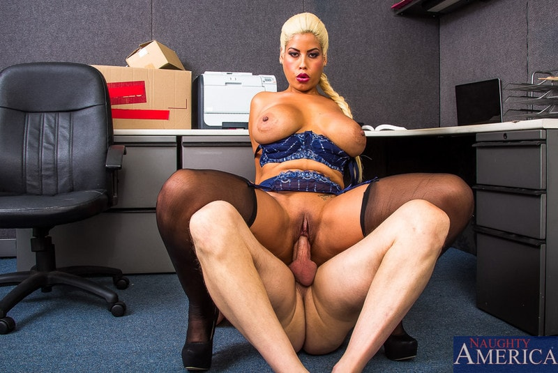Naughty America 'in Naughty Office' starring Bridgette B. (Photo 5)