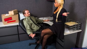 Bridgette B. in 'in Naughty Office'