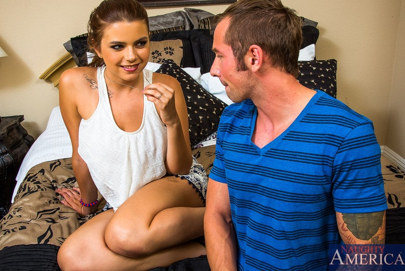 Naughty America 'in My Sisters Hot Friend' starring Marina Visconti (Photo 2)