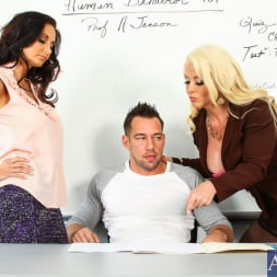 Alura Jenson in 'Naughty America' My First Sex Teacher (Thumbnail 1)