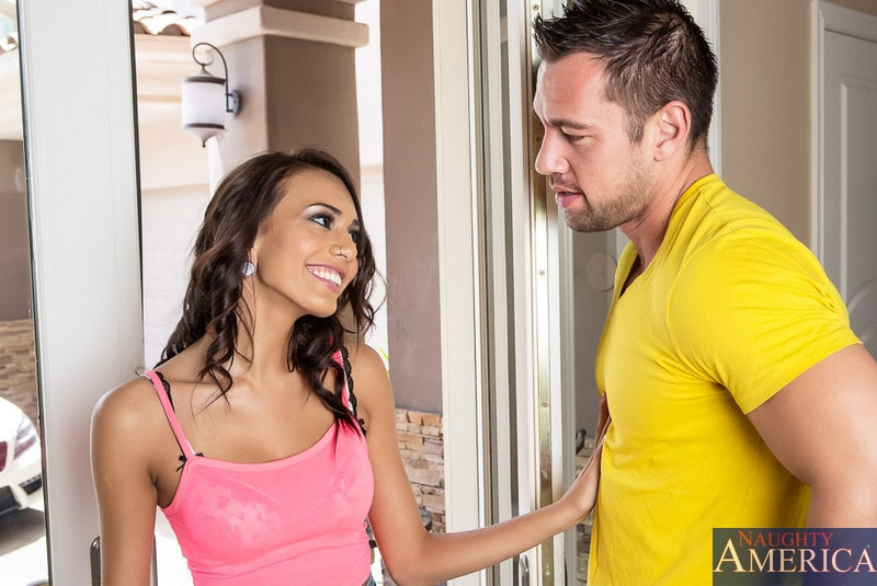 Naughty America 'in My Sisters Hot Friend' starring Janice Griffith (Photo 1)