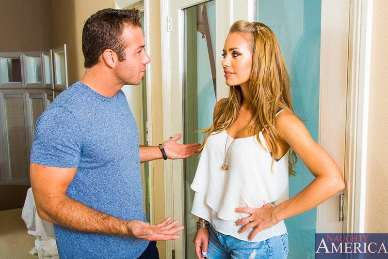 Naughty America 'in Neighbor Affair' starring Nicole Aniston (Photo 1)