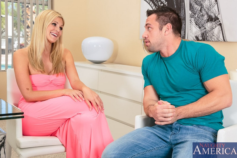 Naughty America 'in I Have a Wife' starring Scarlet Red (Photo 1)