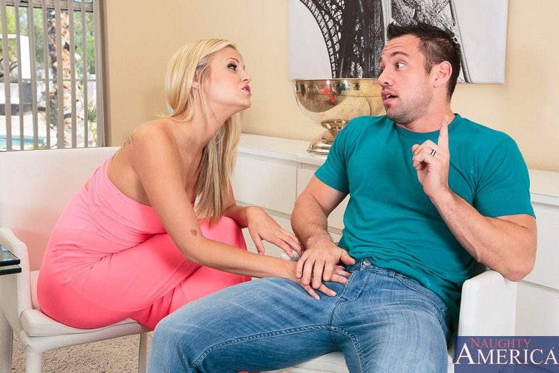 Naughty America 'in I Have a Wife' starring Scarlet Red (Photo 2)