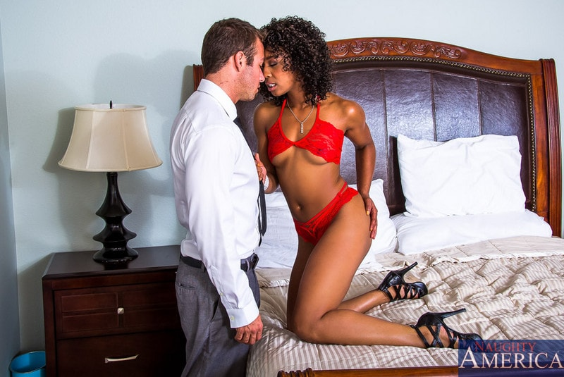 Naughty America 'in Dirty Wives Club' starring Misty Stone (Photo 1)