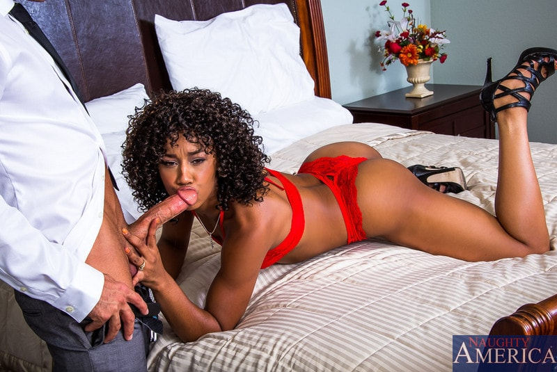 Naughty America 'in Dirty Wives Club' starring Misty Stone (Photo 3)