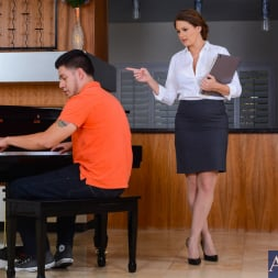 Allison Moore in 'Naughty America' in My First Sex Teacher (Thumbnail 1)