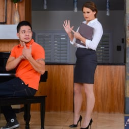 Allison Moore in 'Naughty America' in My First Sex Teacher (Thumbnail 2)