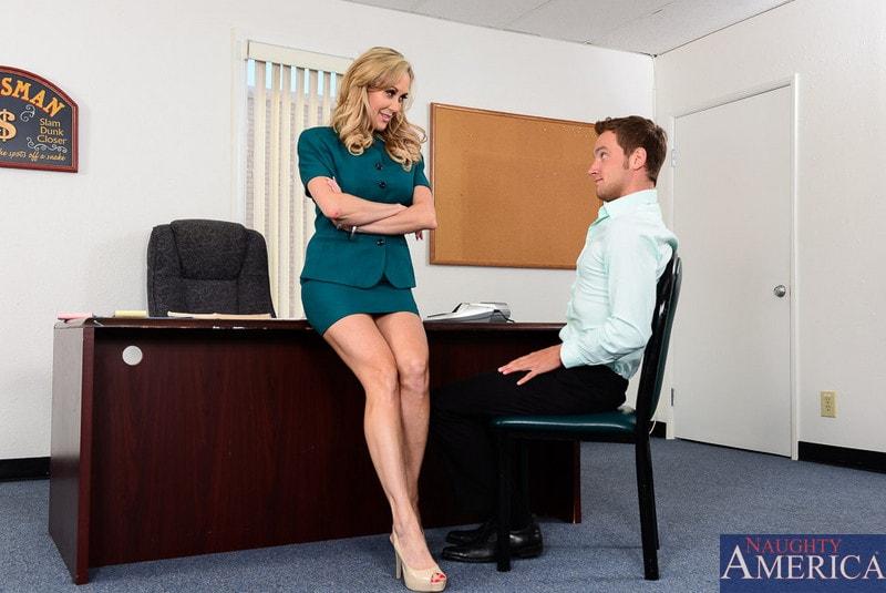 Naughty America 'in Naughty Office' starring Brandi Love (Photo 1)