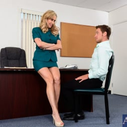 Brandi Love in 'Naughty America' in Naughty Office (Thumbnail 1)