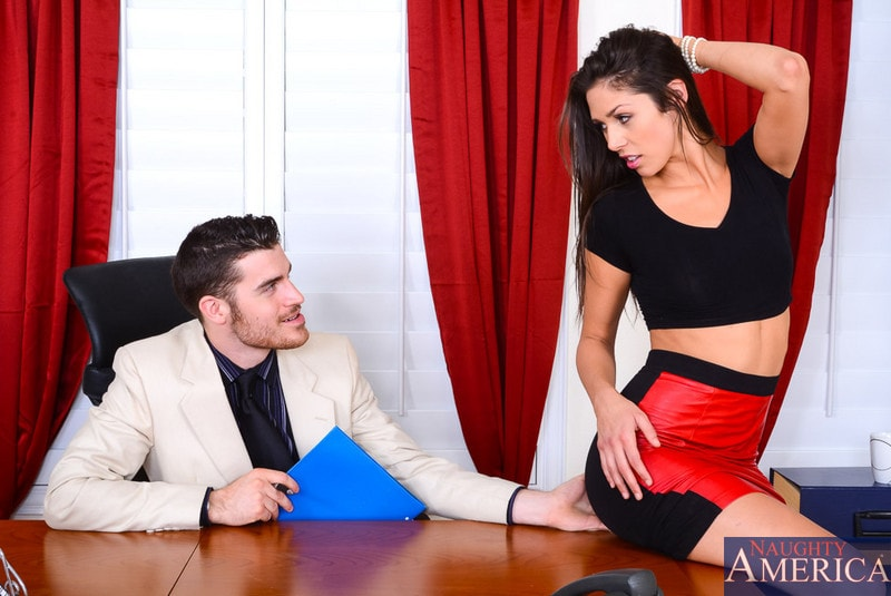 Naughty America 'in Naughty Office' starring Anna Morna (Photo 1)