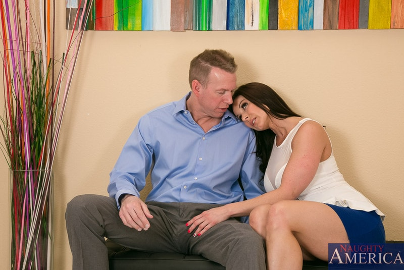 Naughty America 'in My Wife's Hot Friend' starring Kendra Lust (Photo 2)