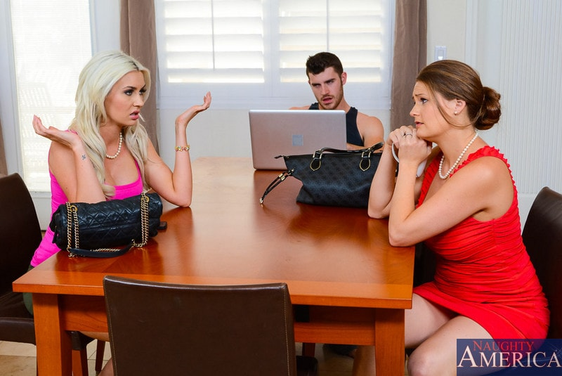 Naughty America 'in My Wife's Hot Friend' starring Gigi Allens (Photo 1)