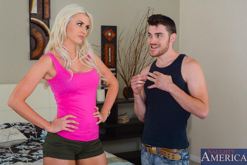 Naughty America 'in My Wife's Hot Friend' starring Gigi Allens (Photo 2)