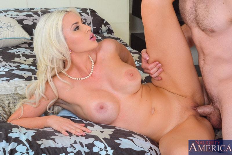Naughty America 'in My Wife's Hot Friend' starring Gigi Allens (Photo 14)