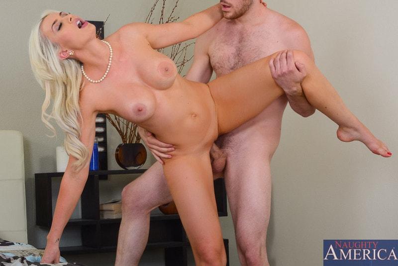Naughty America 'in My Wife's Hot Friend' starring Gigi Allens (Photo 15)