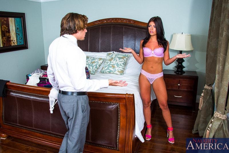 Naughty America 'in Naughty Rich Girls' starring Adriana Chechik (Photo 1)