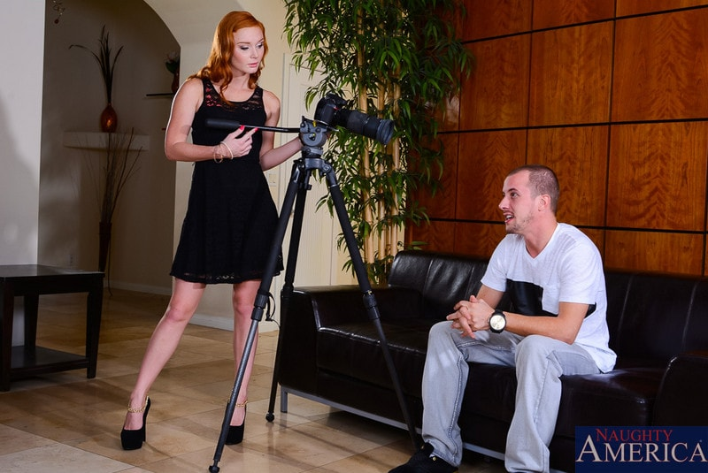Naughty America 'in My Sisters Hot Friend' starring Alex Tanner (Photo 1)
