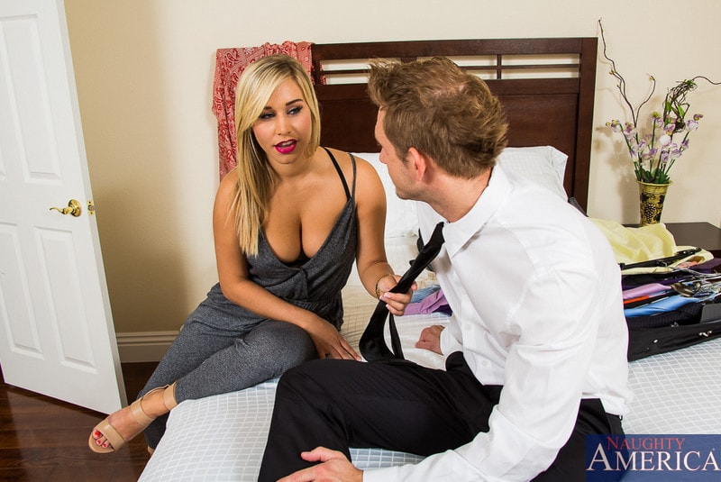 Naughty America 'in Naughty Rich Girls' starring Kennedy Leigh (Photo 2)