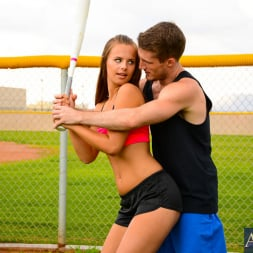 Jillian Janson in 'Naughty America' in Naughty Athletics (Thumbnail 1)