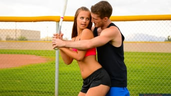 Jillian Janson in 'in Naughty Athletics'