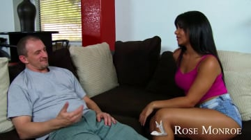 Rose Monroe in Latin Adultery
