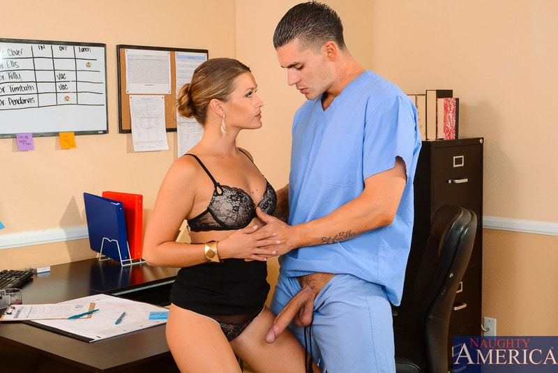 Naughty America 'in Naughty Office' starring Abby Cross (Photo 2)