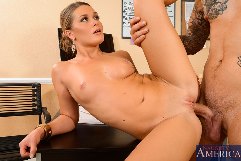 Naughty America 'in Naughty Office' starring Abby Cross (Photo 14)