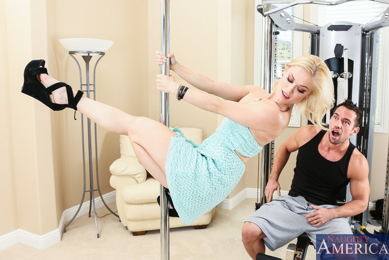 Naughty America 'in My Wife's Hot Friend' starring Ash Hollywood (Photo 2)
